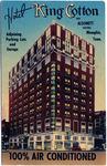 Hotel King Cotton, Memphis, TN, c. 1940