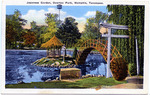 Japanese Garden at Overton Park, Memphis, TN, c. 1930