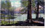 Lake at Overton Park, Memphis, TN, c. 1910