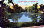 Lily Pond in Forrest Park, Memphis, TN, c. 1910