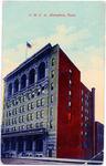 Y.M.C.A. Building, Memphis, TN, c. 1910