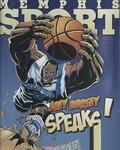 Memphis Sport magazine, March/April 2008