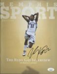 Memphis Sport magazine, January/February 2008