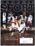 Memphis Sport magazine, 2:6, 2008