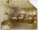 United Labor Journal office, Memphis, circa 1902