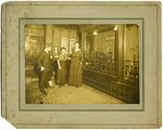 Memphis Umbrella Company, circa 1900