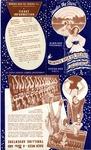 Memphis Open Air Theatre flyer, 1946