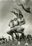 Bengal Lancers Flag Corps, Memphis State University, 1974