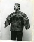 """Black Magic"" fashion show at Memphis State University, 1969"