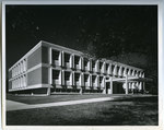 Business Administration Building, Memphis State University, 1963