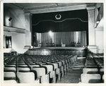 Auditorium, Memphis State College, 1947