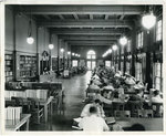 Brister Library, Memphis State College, 1947