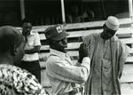 Othar Turner in Gravel Springs, Mississippi, 1978