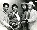 Eddie Floyd, Rance Allen, Johnnie Taylor, and Rufus Thomas, 1973