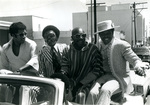 Wattstax 1972: Luther Ingram, Johnnie Taylor, Isaac Hayes and David Porter