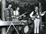 The Hombres onstage, 1968