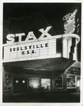 Stax Records, Memphis, TN, 1967