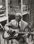 Furry Lewis, Memphis, Tennessee, 1961