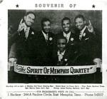 The Spirit of Memphis Quartet