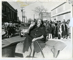 Helen Greene, Miss Homecoming, LeMoyne-Owen College, Memphis, Tennessee, 1973