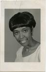 Eva Tharp, Miss Homecoming, LeMoyne-Owen College, Memphis, Tennessee, 1970