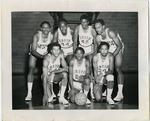 LeMoyne-Owen College Magicians basketball team, Memphis, Tennessee, 1968