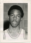 Jerry Dover, LeMoyne-Owen College basketball player, Memphis, Tennessee, 1968