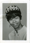 Doris Price, Miss Homecoming, LeMoyne College, Memphis, Tennessee, 1968