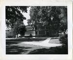 LeMoyne College library, Memphis, Tennessee, 1963