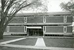 LeMoyne College library, Memphis, Tennessee, 1962