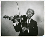 J.K. Fields, LeMoyne College watchman, Memphis, Tennessee, 1955