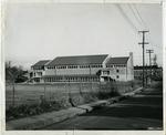 Bruce Hall, LeMoyne College, Memphis, Tennessee, 1955
