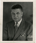 Dr. Hollis F. Price, President of LeMoyne College, Memphis, Tennessee, 1950