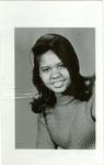 Anita Austin, Miss United Negro College Fund, Memphis, Tennessee, 1968