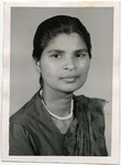 Dr. Ratna Sudershanam, LeMoyne College, Memphis, Tennessee, 1960