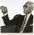 J.K. Fields, LeMoyne College watchman, Memphis, Tennessee
