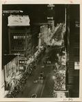 Cotton Carnival Parade, Memphis, TN, 1951