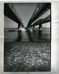 Mississippi River, Memphis, 1981