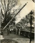 Liberty pole, Libertyland, Memphis, TN, 1977