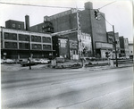 Riverside Drive & Union Avenue, Memphis, TN, 1976