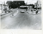 Overton Square, Memphis, Tennessee, 1971