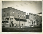 Beale and Main Street, Memphis, TN, 1945