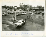 Poplar Avenue and Cleveland Street, Memphis, Tennessee, 1968