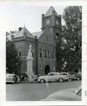 Courthouse, Sumner, Mississippi, 1955