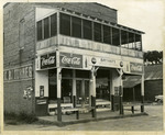 Bryant's Grocery and Meat Market, Money, Mississippi, 1955