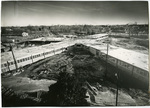 St. Jude Children's Research Hospital construction, Memphis, Tennessee, 1960