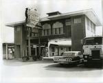 Rebel Motor Hotel, Memphis, Tennessee, 1968