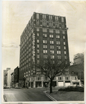 Hotel King Cotton, Memphis, 1963