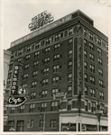Hotel Chisca, Memphis, Tennessee, 1956