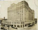 The Peabody Hotel, Memphis, Tennessee, circa 1925